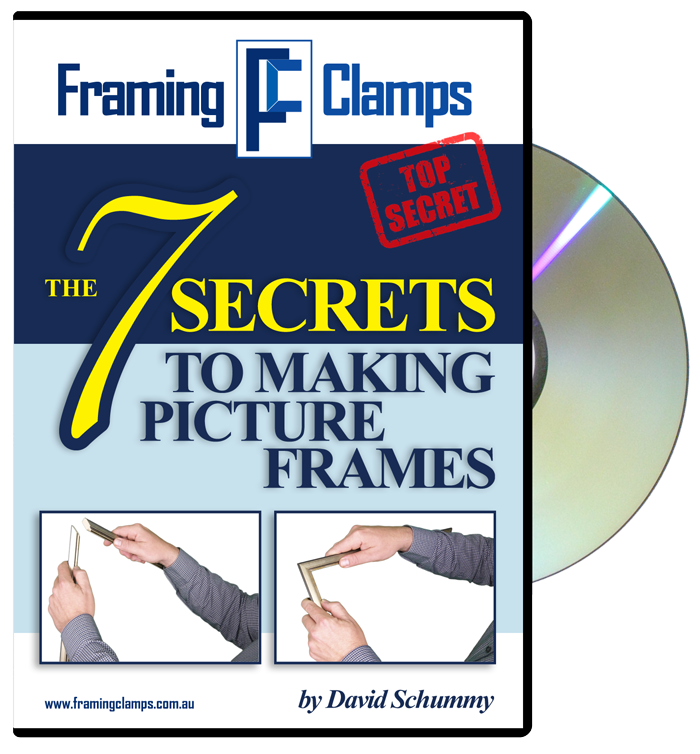 The Seven Secrets to Making Picture Frames